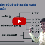 Biology Model paper for G.C.E A/L 2016 by Dr Hiran Amarasekera