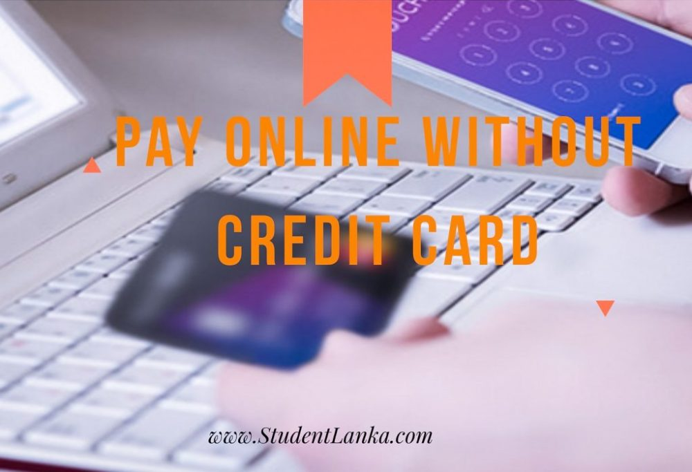 pay online without credit card