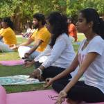 Yoga Road Show in Sri Lanka