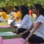 Yoga Road Show in Sri Lanka