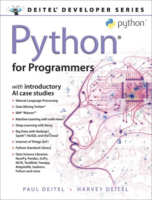 Python for programmers pearson