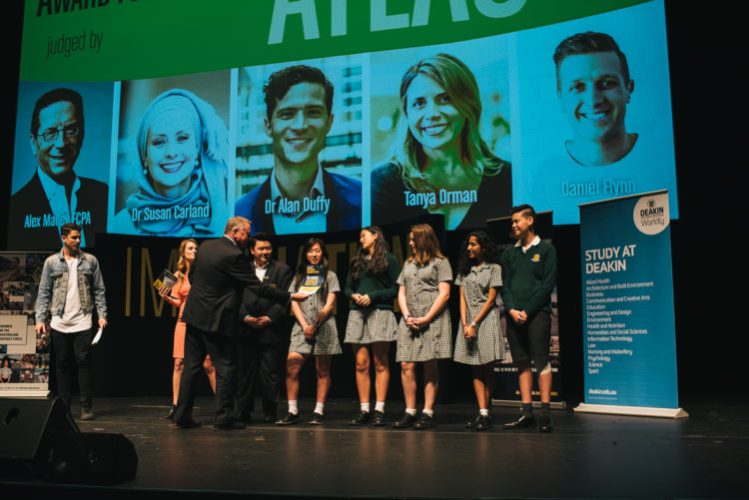 Mt Waverley Secondary College Leaders Awarded