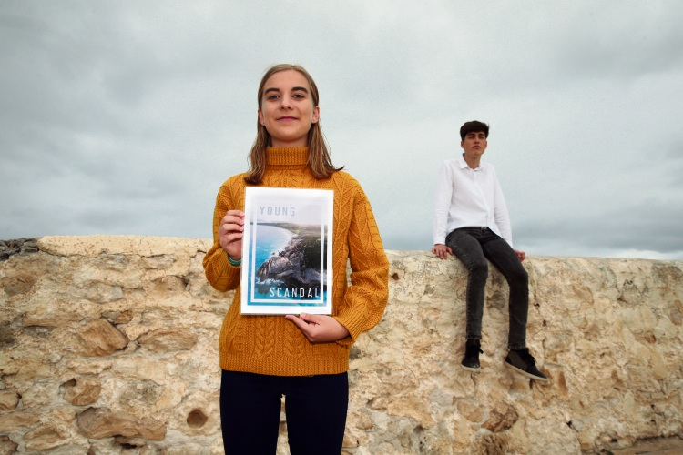 Students Launch Youth Magazine