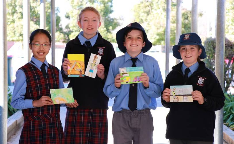 Students Write a Book in a Day