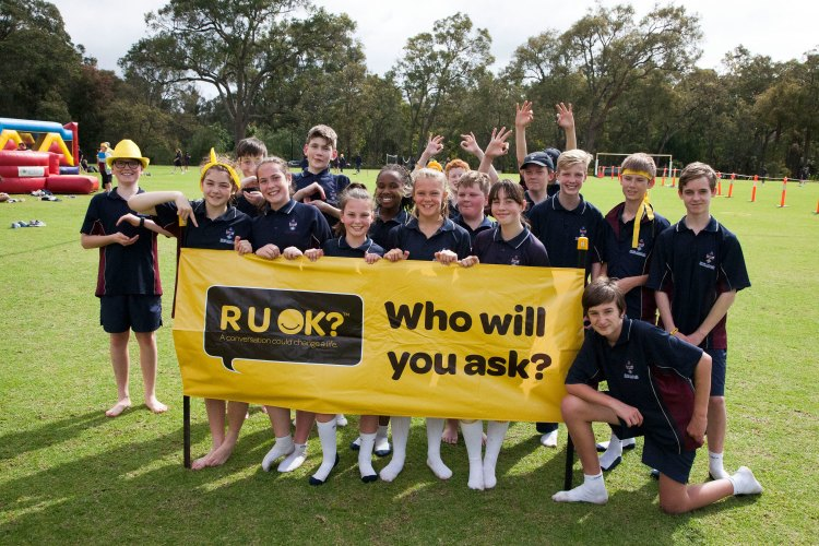 Leading the Way with RUOK