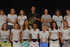 Lithgow Students Assist Victims of Domestic Violence