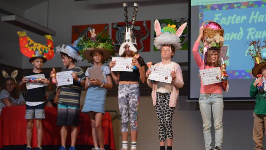 Easter Event Encourages Creativity