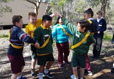 Geelong Students Teach Sustainability