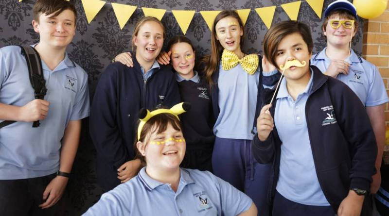 Nambucca High Adds Fun to RUOK Day