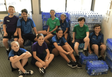 Ormeau State School Student Leaders Organise Water Drive for Neighbour Schools