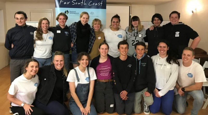 Student Leaders Gather to Tackle Local Issues Across Eurobodalla and Bega Valley