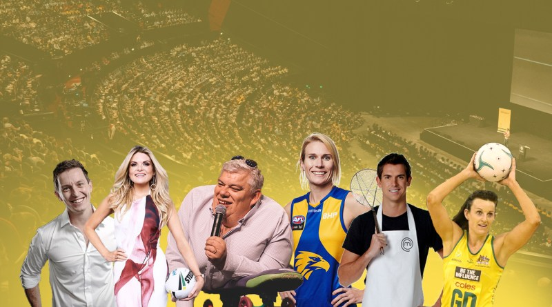 The Australians Chosen to Inspire Students at the National Young Leaders Day