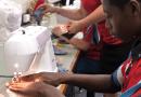Kirwan State School Sew Mittens for Bushfire-Affected Koalas