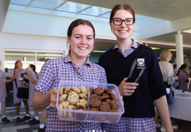 St Mary's Anglican Girls' School Bake for Royal Flying Doctor Service
