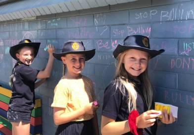 Students Say Bullying No Way!