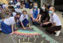 Big Sisters Get Creative at Loreto College