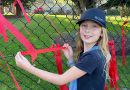 Red Ribbons Share Hope During Lockdown