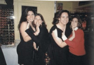 Kappa Alpha Theta Sisters, 2005