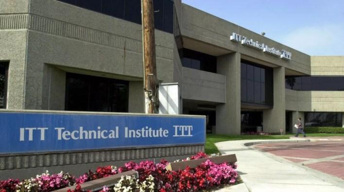 ITT Tech student Loan Forgiveness