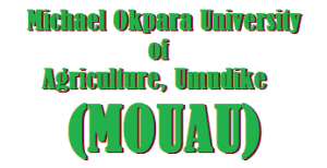 Image showing Michael Okpara University of Agriculture, Umudike (MOUAU) admission screening registration process