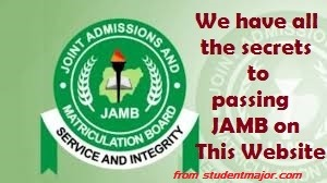 JAMB preparation. How to Pass JAMB and Score 250 or above