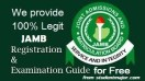JAMB Subject combination for Law and needed subjects in WAEC, NABTEB, GCE and NECO O'level result for studying Law.