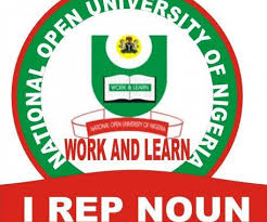 NOUN Admission, application and registration form