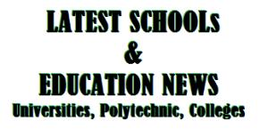 school resumption news and update for Universities/Polytechnics in Nigeria