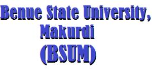 Benue State University (BSU) admission list and status portal