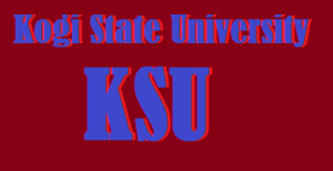 Checked Kogi State University (KSU) admission status on KSU admission checking portal