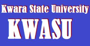 Kwara State University -KWASU admission list status portal