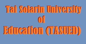 check Tai Solarin University of Education Admission List on TASUED Admission status portal