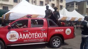 Amotekun Recruitment vacancies Ekiti State, Lagos State, Ogun State, Oyo State, Osun State,Ondo State, requirements & Portal