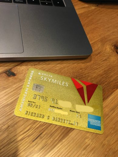 American Express Gold Delta Skymiles Student Review After 2 Years