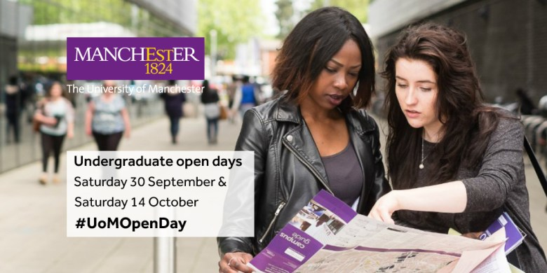 Open days graphic