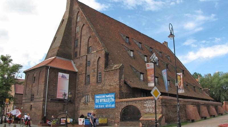 Большая мельница в Гданьске