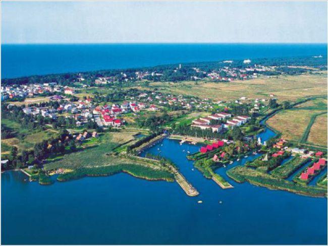 Морской курорт Дзвижино