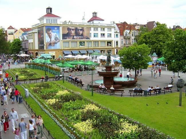 Город Сопот