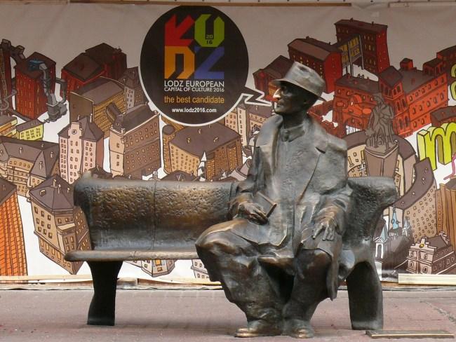 Памятник Юлианоу Тувимому