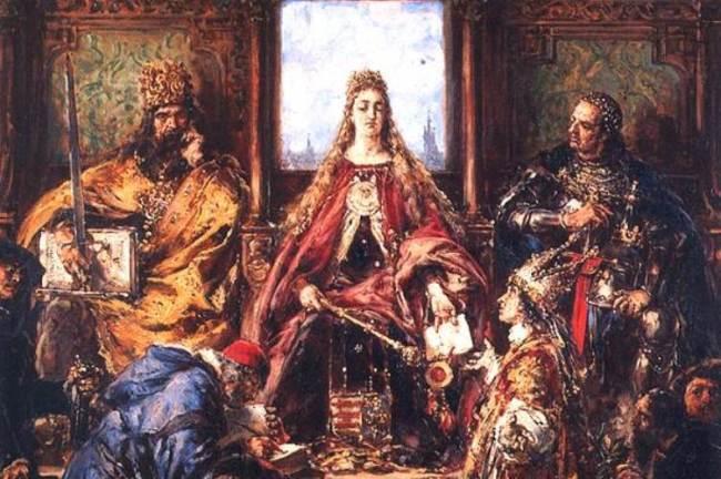 Ядвига Королева Польши