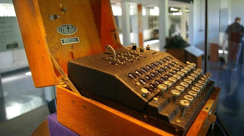 Шифровальная машина Enigma