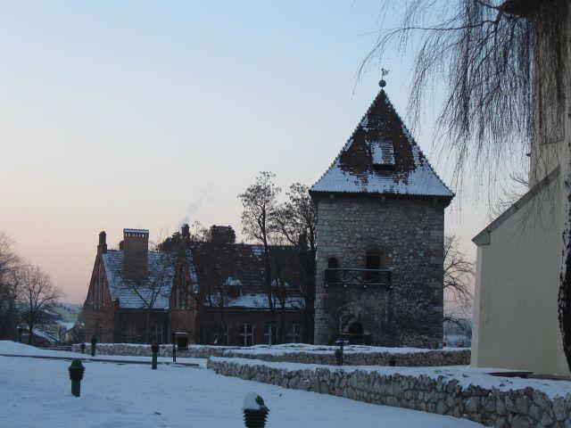 Шахтный замок