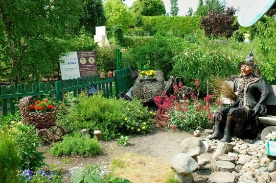 Тематические сады Хортулюс