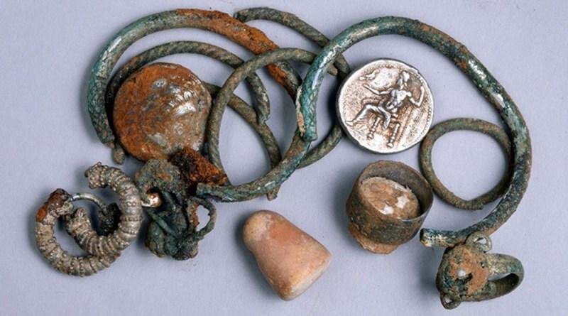В Любушском воеводстве найден клад датируемый бронзовым веком