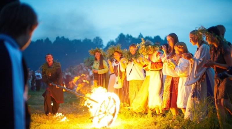 Вигилия Святого Иоанна, или ночь на Ивана Купалу