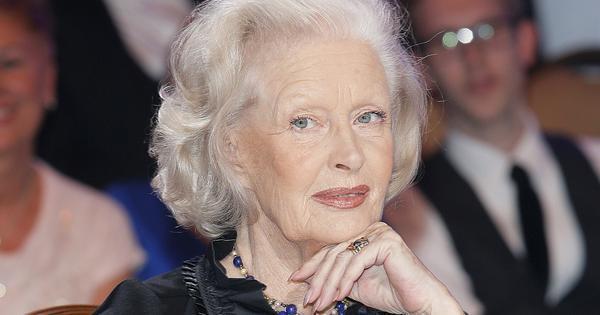 Беата Тышкевич в возрасте 78 лет