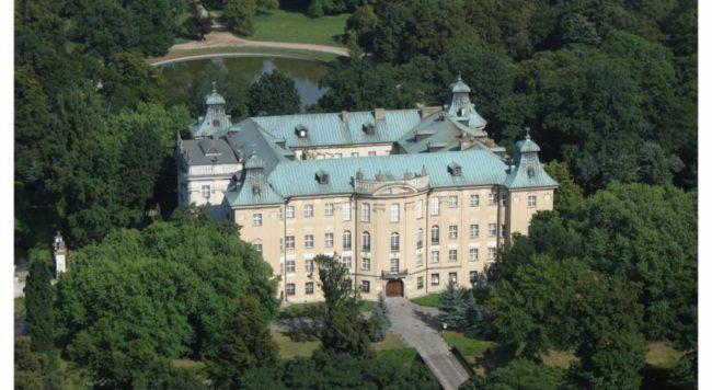 Замок в Рыдзына