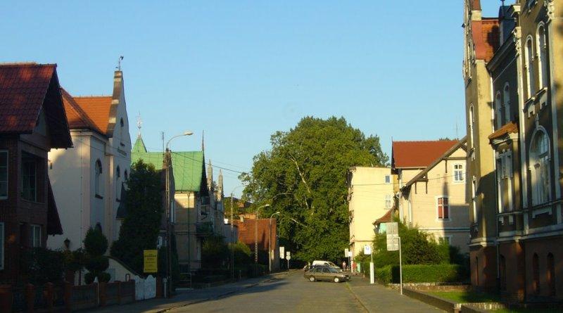 Город Лешно
