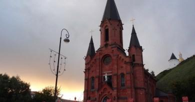 Польша: костелы и синагоги