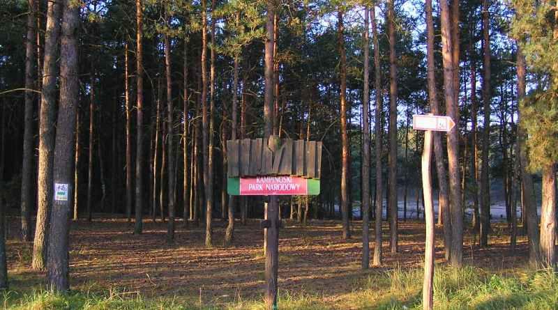 Кампиносский национальный парк